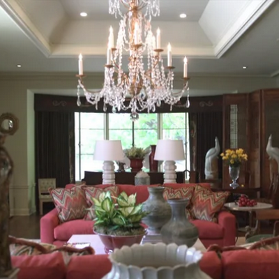 Pasadena Showcase House Designer: Top Tips to Making Your Living Room a Room Well Lived In